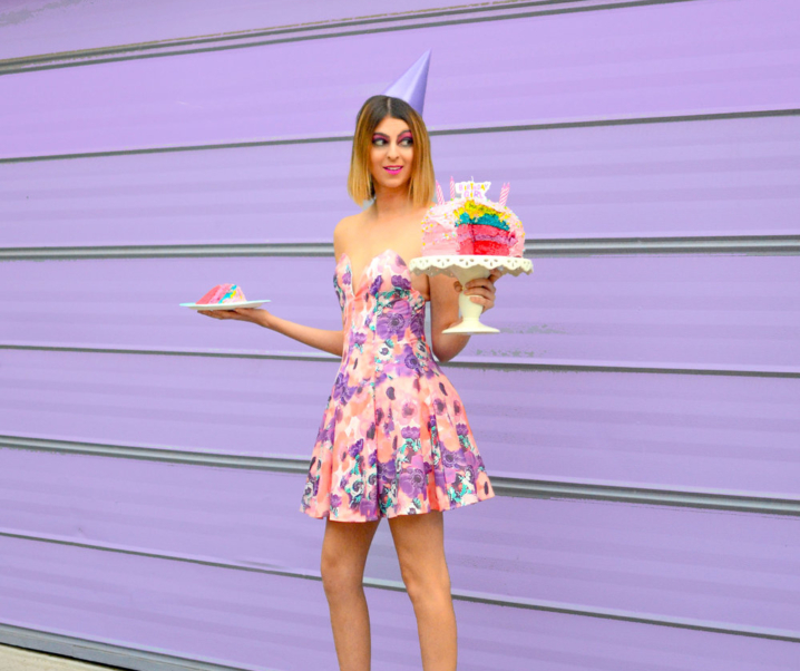 A Colorful Birthday