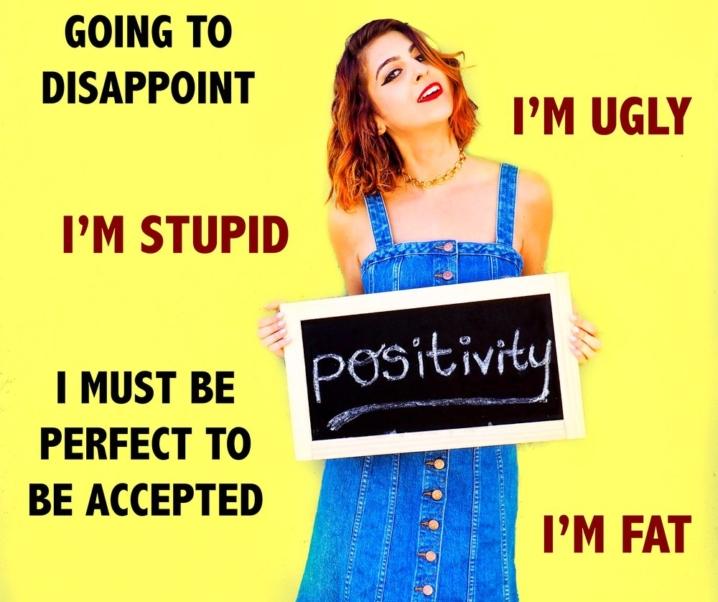 Lainey's Five Words: POSITIVITY