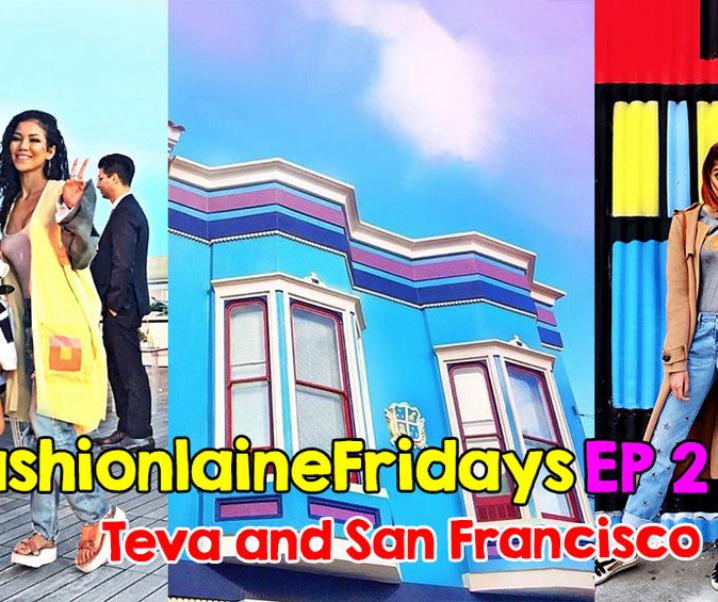 #FashionlaineFridays Episode 2: Jhene Aiko, Big Sean, and San Francisco