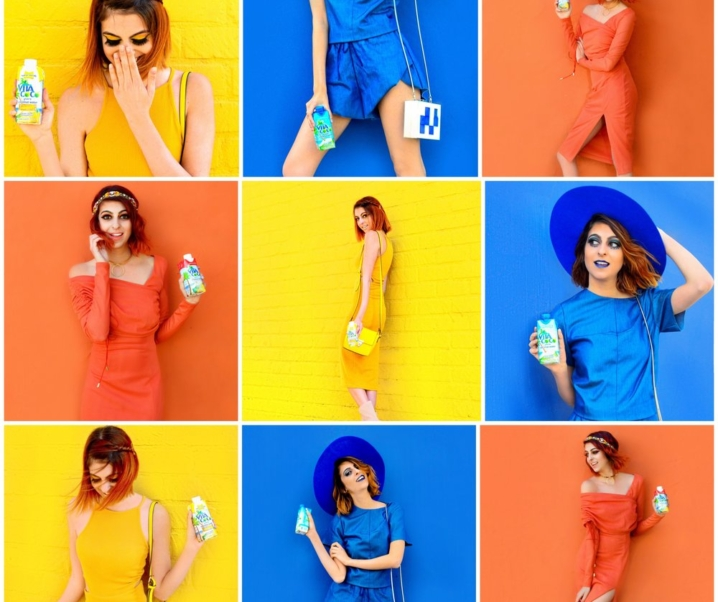 The Many #OOTDs of Vita Coco