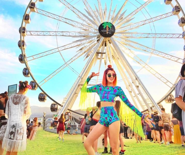 #FashionlaineFridays Episode 1: Coachella 2017 Highlights