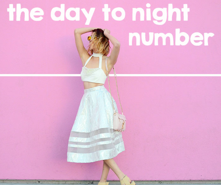 Love Series: The Day to Night Number