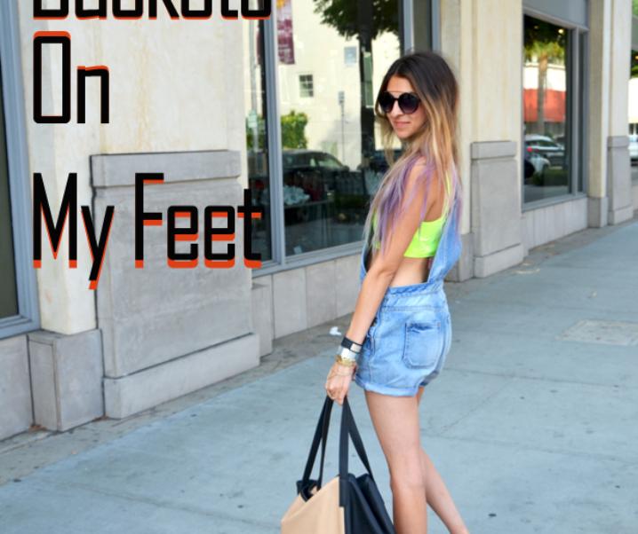 Buckets On My Feet