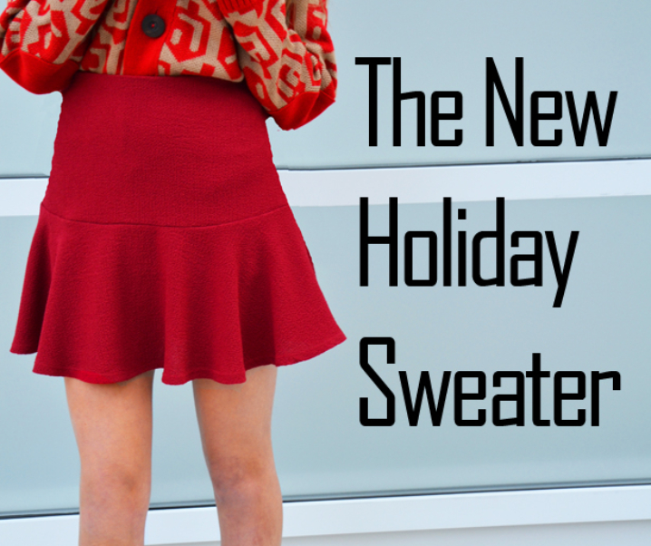 The New Holiday Sweater