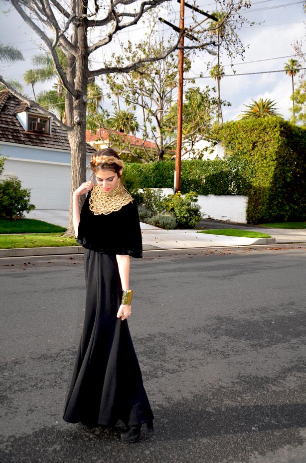 Oscars Gown