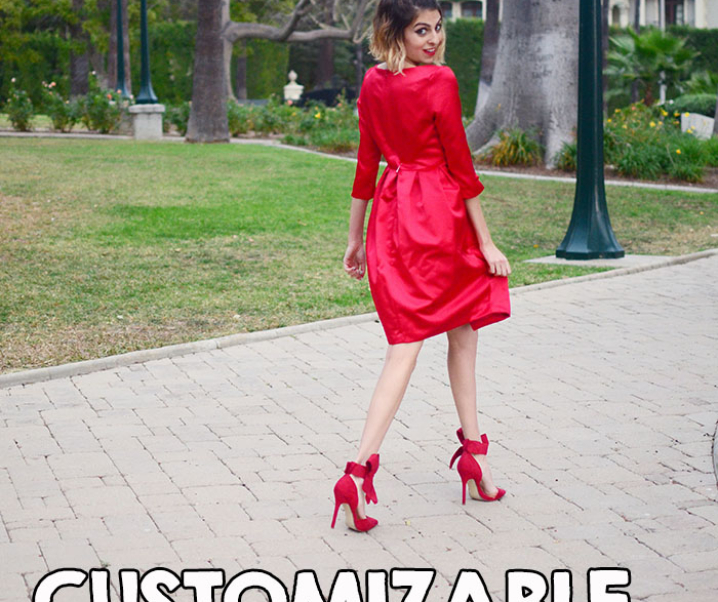 The Perfect Little Customizable Dress