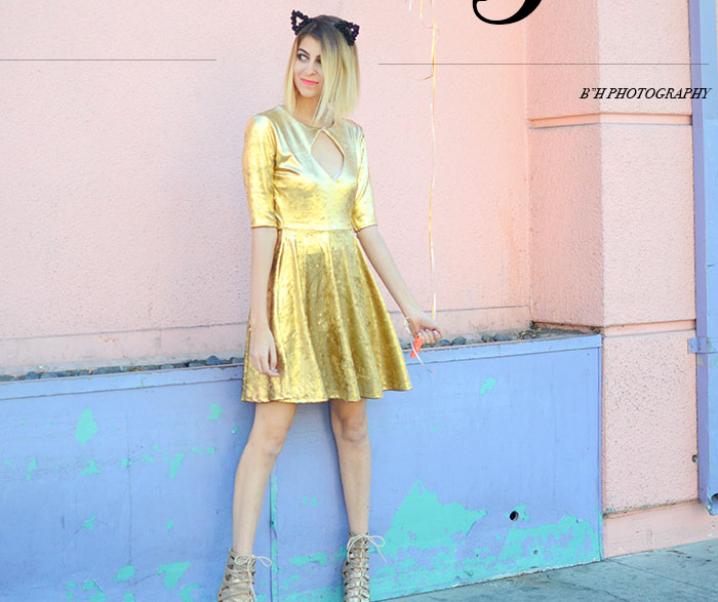 Fashionlaine Turns 4