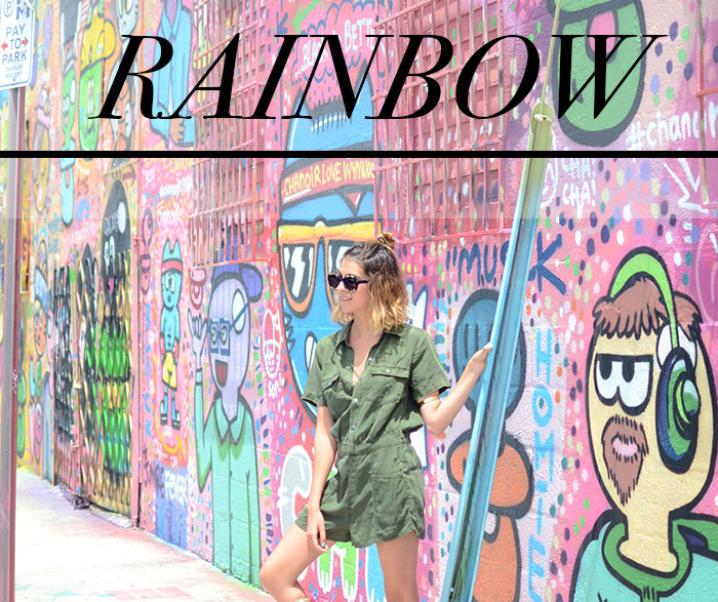 Color Me Rainbow