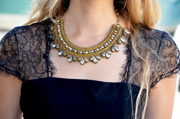 Red Carpet Necklace