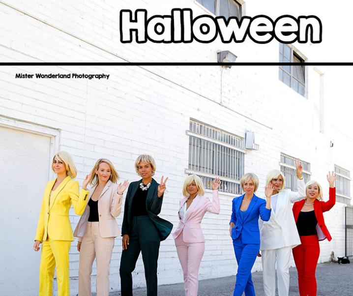 Hillary For Halloween