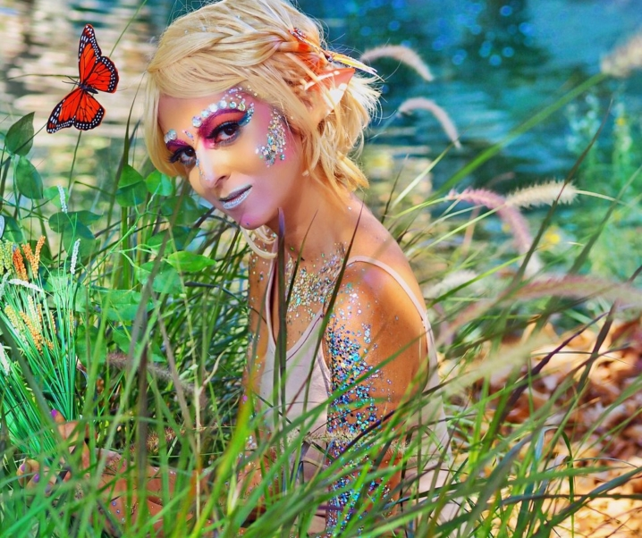 HALLOMONTH 2018: Mystical Fairy