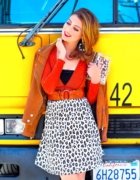 Cheetah Girl: The Party Dress