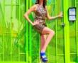 Cheetah Girl: Neon Vibes