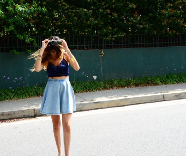 Jean Skirt Days