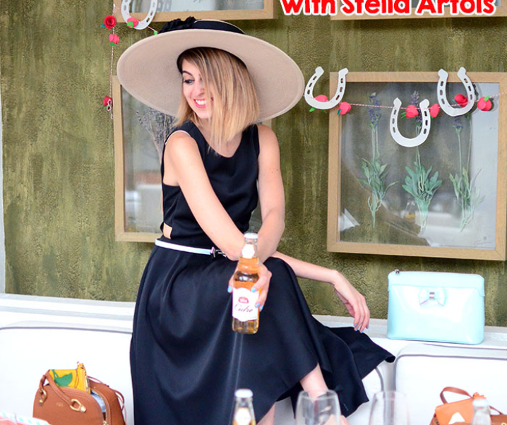A Down and Derbylaine with Stella Artois