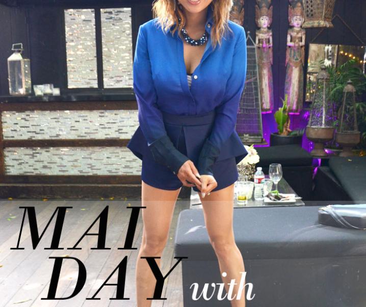 Mai Day With Jeannie Mai