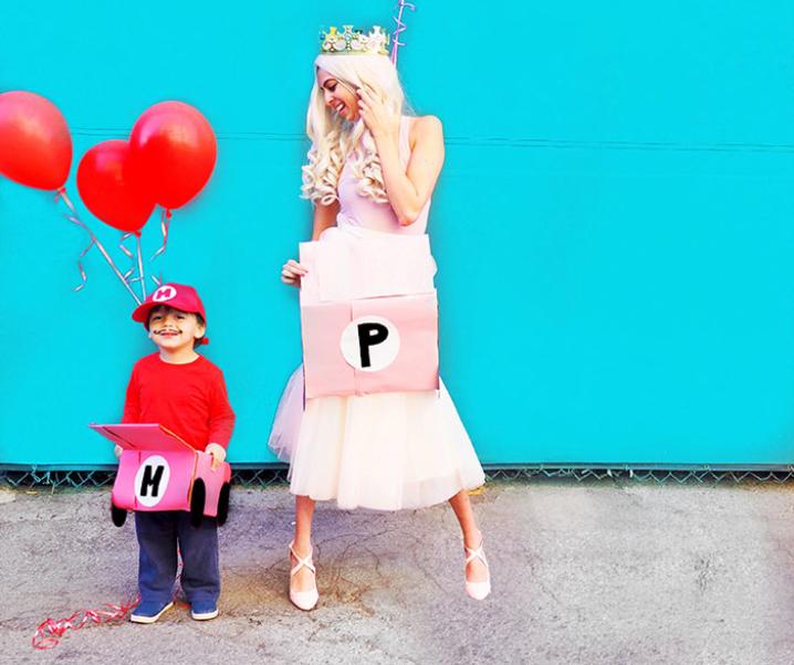 Mario Kart Costume Idea!