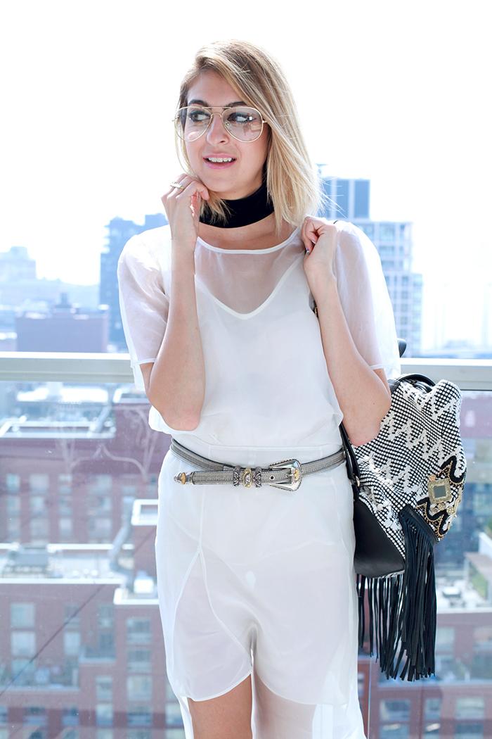new york fashion week street