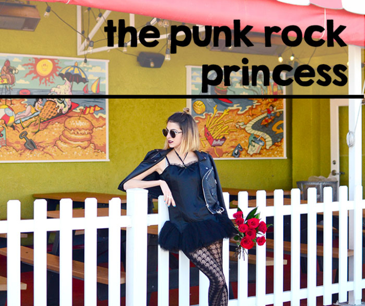Love Series: The Punk Rock Princess