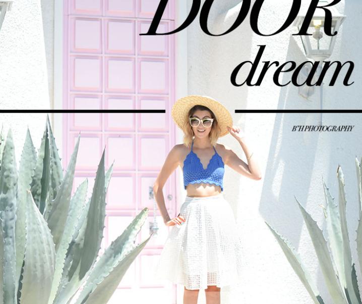 A Pink Door Dream