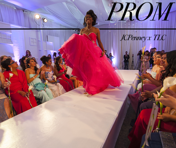 Say Yes to the Prom: JCPenney x TLC