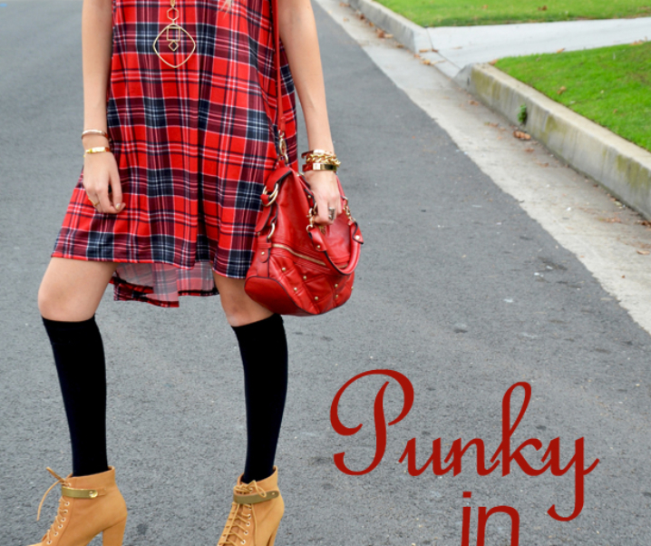Punky In Plaid