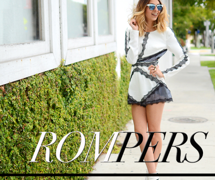 Lace & Rompers