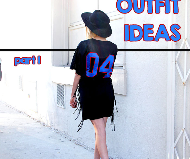 Easy Super Bowl Outfits: Part 1