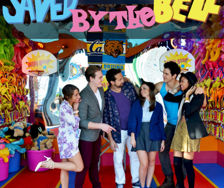 Saved By The Bell: The Fashionlaine Class
