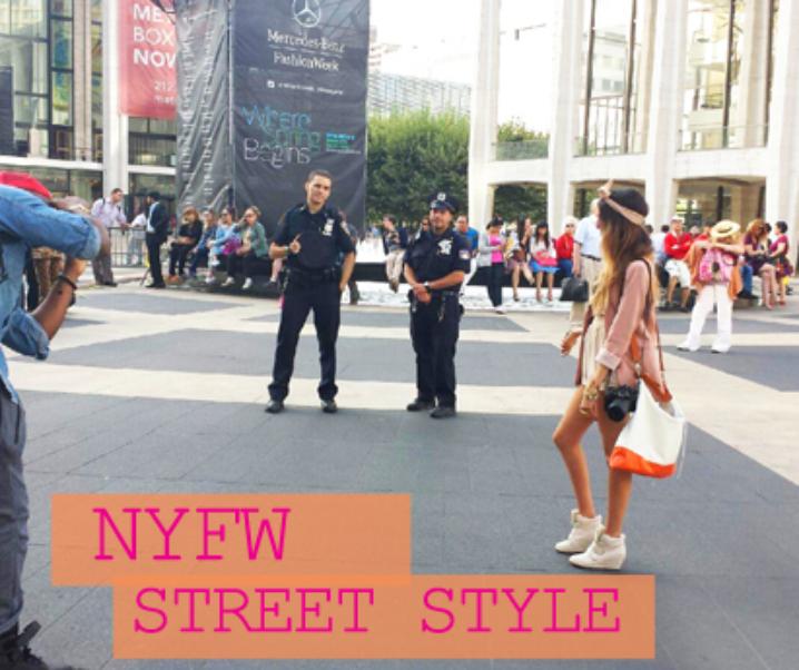 NYFW Spring 2014: Street Style
