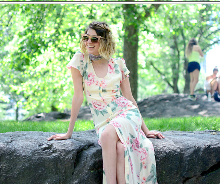 A Day In Central Park