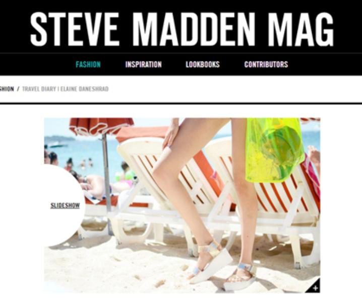 Steve Madden Mag: Travel Diary Pt 2
