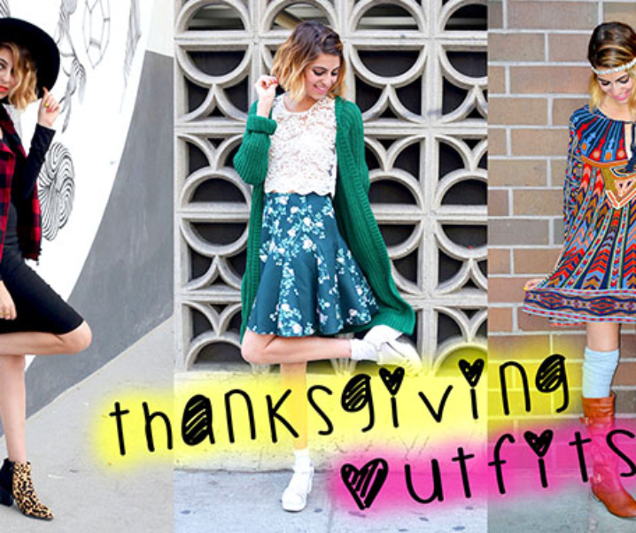 {new video} Thanksgiving Outfits