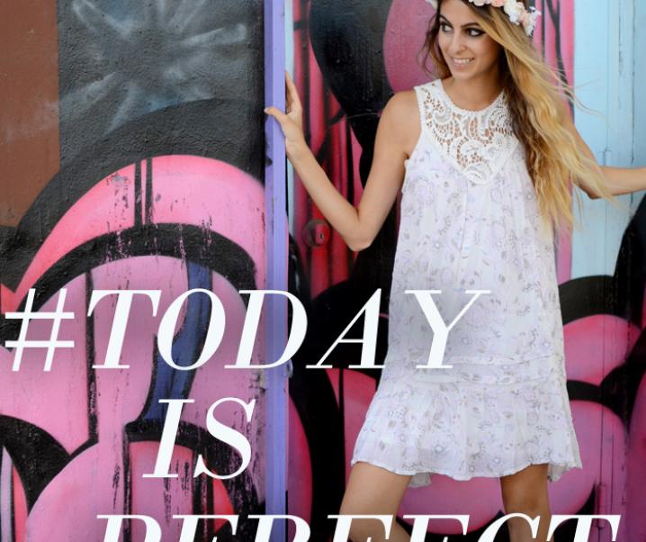 #TodayIsPerfect