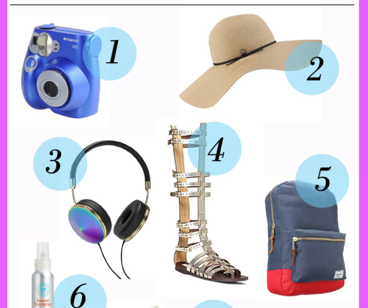 What To Pack: Travel Essentials