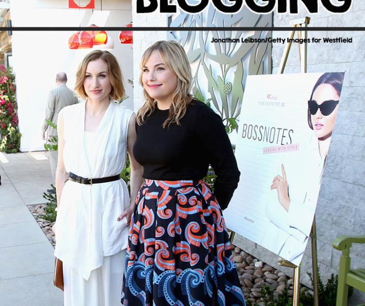 The Pioneers of Fashion Blogging