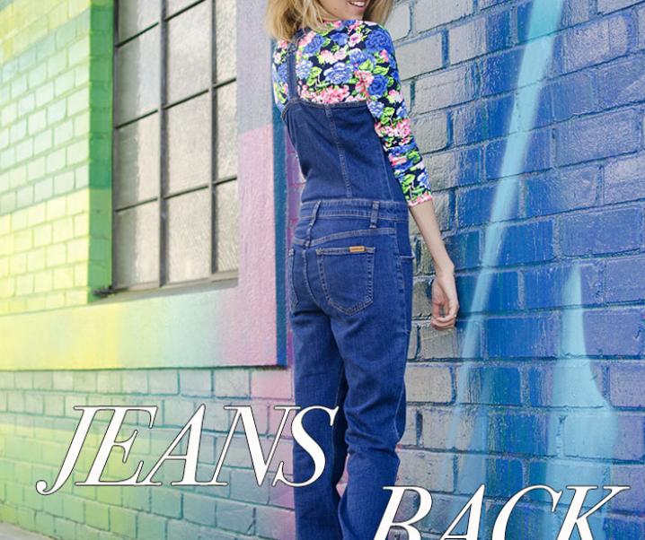 Bringing Jeans Back