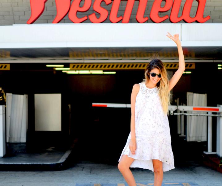 Fashionlaine x Westfield Topanga