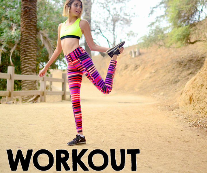 My Morning Workout Routine: with Nike