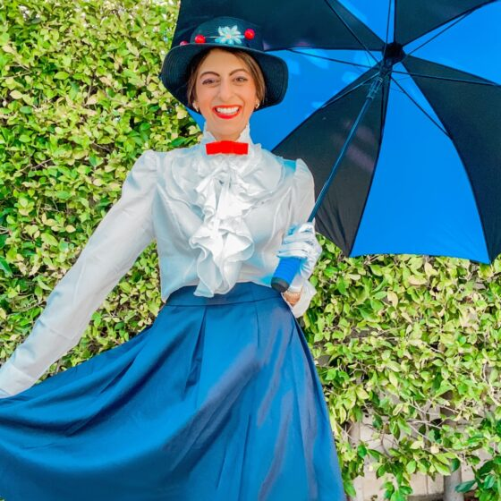 Best Mary Poppins Costume DIY