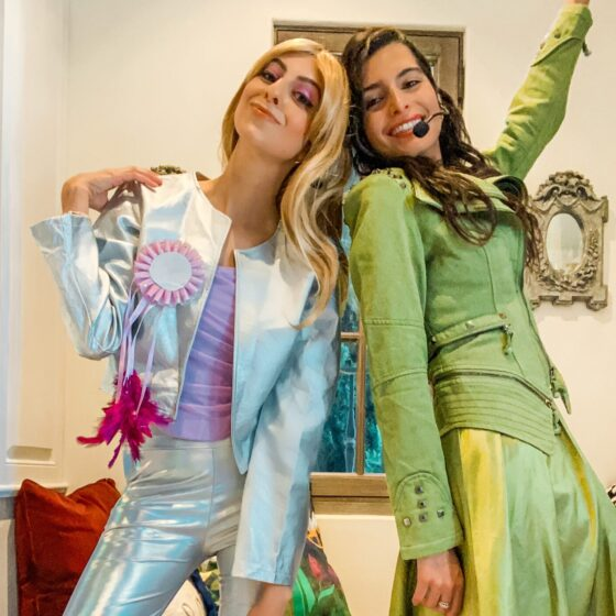 Recreate The Lizzie McGuire Isabella Costume!