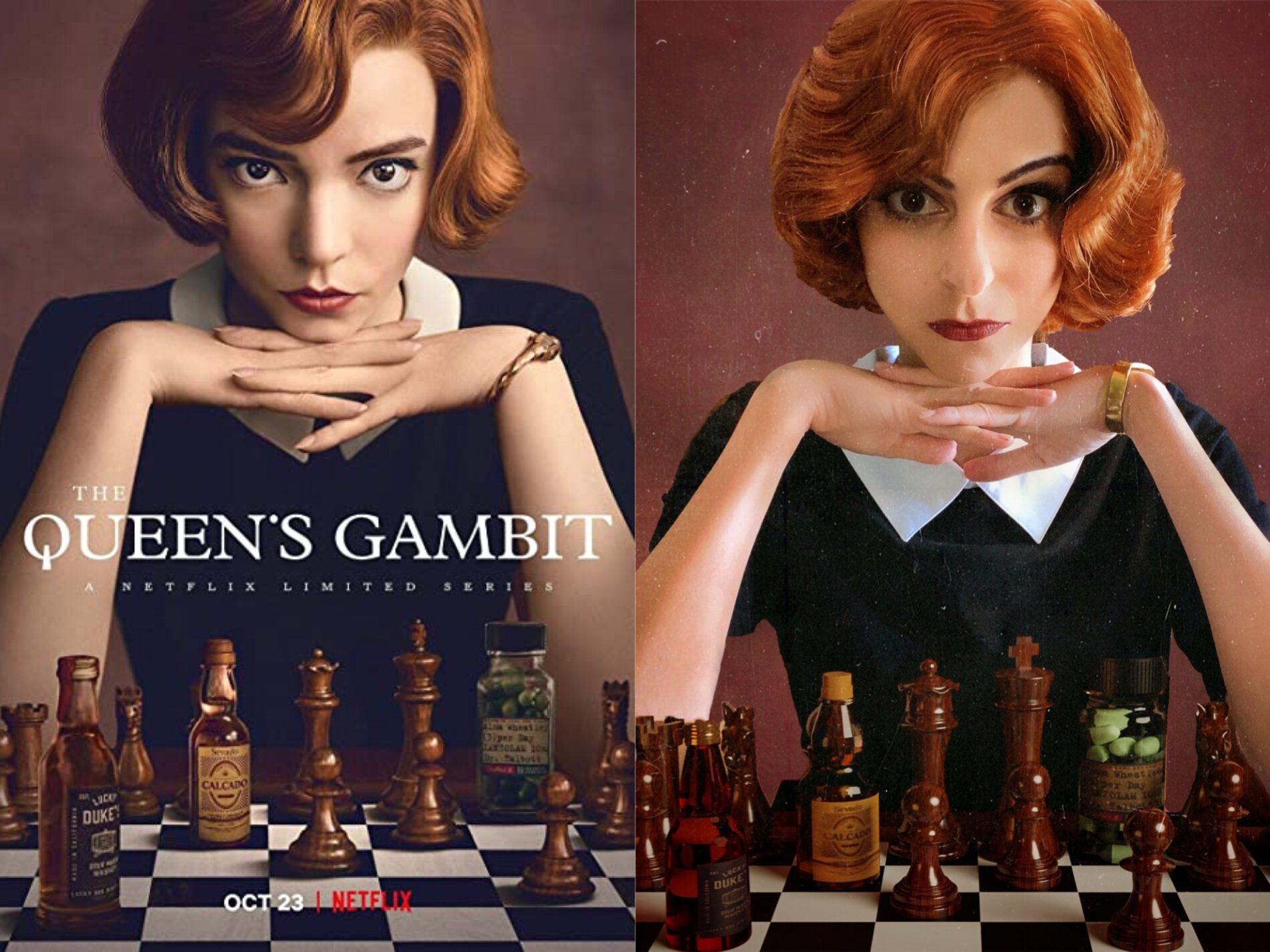 The Queen's Gambit Costume